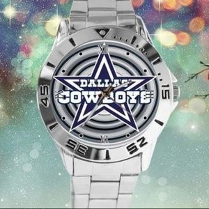 NFL Dallas Cowboys Watch Stainless Steel